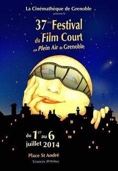 37ème Festival du Film Court en Plein Air de Grenoble, Grenoble (38000), Rhône-Alpes