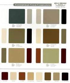 Green Exterior Paint Color Schemes color paint combination | exterior house colors, exterior paint