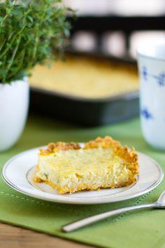 Hea toit, parem elu!: Tervislik sibulapirukas - Onion pie