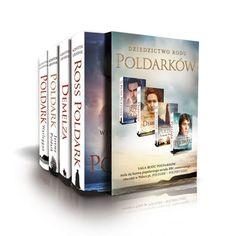 Książki z serii Poldark
