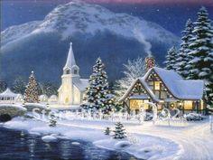paesaggio invernale - Cerca con Google