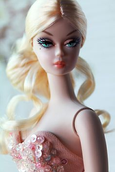 Barbie Mermaid Gown Silkstone