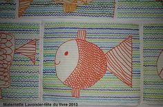 Dans la mer, y a....... - Les cahiers de Joséphine