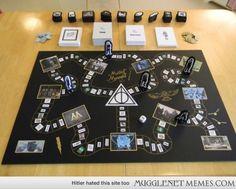 Harry Potter Trivia Board Game