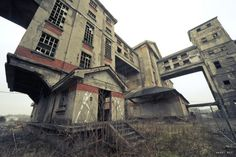 factoria abandonada  Micoley's picks for #AbandonedProperties www.Micoley.com