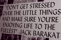 Dont get stressed...