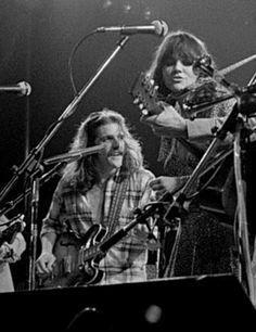 Glenn Frey & Linda Ronstadt 1979