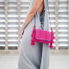 Bolsa Mira •Pink • Catarina Mina