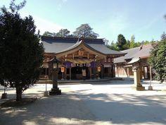 Santuario Yaegai Jinja en Matsue | daytrip.photo