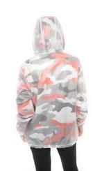 Men's Translucent Camo Print Popover Jacket for Women – Members Only® Official Yearbook Pictures, Members Only Jacket, Kids On The Block, Half Zip Pullover, Camo Print, Vinyls, Cool Kids, Color Blocking, Jackets For Women