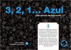 3, 2, 1 Azul serie Azul 4 de 8 : ¿Una victoria sin Esperanza?: Amazon.es: Rafael R. Valcárcel, Gabriela Thiery: Libros