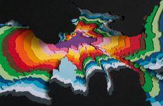 Poster For Elba by Matteo Giuseppe Pani, via Behance