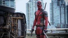 Congratulations to #TimMiller and the whole #Deadpool team for making history at the box-office for a R-rated superhero movie: http://www.hollywoodreporter.com/news/box-office-deadpool-makes-history-865143