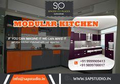 Modular Kitchens in Gurgaon Design Your Kitchen, Kitchen Designs, Design Your Own, Kitchen Styling, Kitchen Decor, Marine Plywood, Gas Stove, New Experience, Kitchens