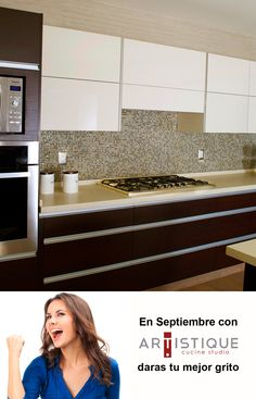 Durante todo el mes de Septiembre con Cocinas Artistique darás tu mejor grito...! Pregunta por nuestras promociones...! www.cocinasartistique.com.mx