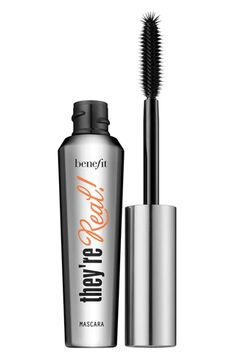 They're Real! Lengthening Mascara Benefit Mascara, Clear Mascara, Mascara Review, Best Mascara, Mascara Tips, How To Apply Mascara, Applying Mascara, Lengthening Mascara, Volume Mascara