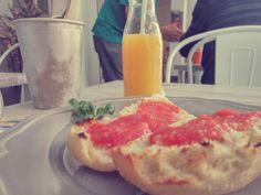 Desayuno español!!!