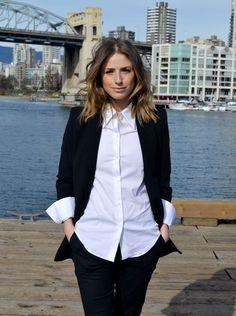 the new suit #streetstyle #vfbestdressed #wwwstylechallenge
