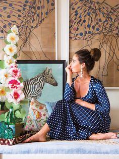Rebecca de Ravenel in C Magazine   The Neo-Trad (photo by Diana Koenigberg)