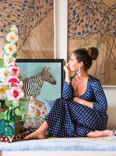 Rebecca de Ravenel in C Magazine | The Neo-Trad (photo by Diana Koenigberg)