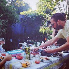 Summer picnic! Yummy! | Jehn Glynn