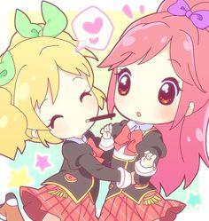 Kii and Seira