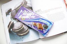 Zelfgemaakte gezonde Milka Oreo