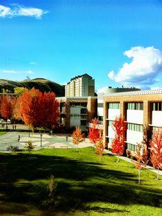 We have a beautiful campus located in Kamloops, BC Canada. More info at www.mi-canada.com/tru