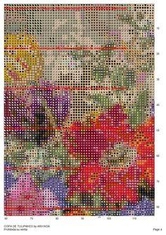 Gallery.ru / Фото #5 - copa de tulipanes - aysunyurtsever
