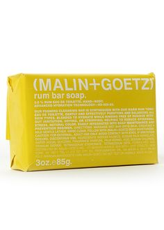 Their stores, packaging, and products are all perfect. (MALIN+GOETZ) #Typography #Packaging #GraphicDesign