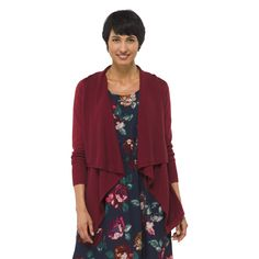 Layering Cardigan Sweater : Target.  right colour, but wrong style for what id like.