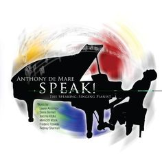 Speak: The Speaking-Singing Pianist [CD], 15336941 Meredith Monk, Laurie Anderson, Master Chief, Cool Things To Buy, Singing, Album, Artwork, Products, Cool Stuff To Buy
