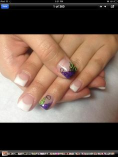 Purple lime heartz