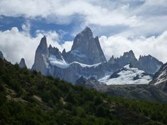 Fitz Roy, Chili    Parque National by Csustewy
