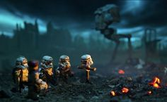 Bad Day for Storm Troopers