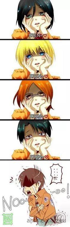 Pobre Eren we :v xdxd