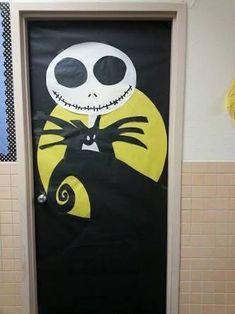 Las 449 Mejores Imágenes De Puertas Decoradas Para Halloween