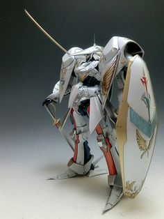 Custom Gundam, Nagano, Five Star, Workshop, Stars, Anime, Robots, Design, Diorama