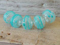 Guarda questo articolo nel mio negozio Etsy https://www.etsy.com/listing/483592171/lampwork-glass-beads-hollow-set