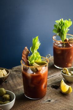 I have found my ultimate Bloody Mary mix. Pair this mix with some out-of-this-world garnishes, you will have yourself the ultimate Bloody Mary Bar. Bloody Mary Bar, Fun Drinks, Yummy Drinks, Beverages, Alcoholic Drinks, Brunch Recipes, Cocktail Recipes, Brunch Appetizers, Drink Recipes