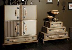 Compra de muebles vintage