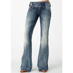 Bootcut Pants ----- Vigold Premium Extend-Tab Stretch Bootcut Jean - View All Jeans - Jeans - Alloy Apparel Cool Outfits, Fashion Outfits, Womens Fashion, Looks Jeans, Trendy Swimwear, Cute Jeans, Perfect Jeans, Looks Style, Stretch Jeans