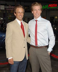 seth and josh meyers