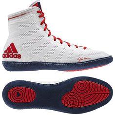 Adidas Adizero Varner Wrestling Shoes - Available at #ScoreboardSports