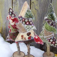 wouldn't these be cute across a mantle?