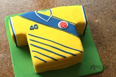 Hoy comienza  #Brasil2014 ! Apoyamos a nuestra selección. #VamosColombia!  www.mocka.co  #mocka   #ponque   #pasteleria   #torta   #pastel   #cake   #cakeshop   #soccer   #futbol  #worldcup #colombia