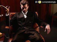 """""""Mi piace"""": 0, commenti: 1 - Jamie Dornan España (@jamiedornanes1) su Instagram: """"#Repost @cuneytakeroglu with @repostapp ・・・ #IDontListenYou #JamieDornan by Me #CuneytAkeroglu xx"""""""
