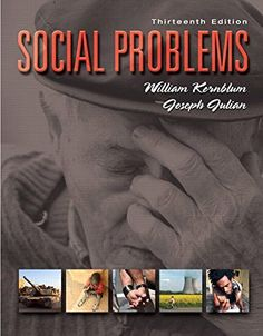 Cengage advantage books introduction to sociology 11th edition social problems 13th edition fandeluxe Gallery