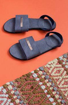 DIY Tutorial: Make a leather sandals by DaWanda.com