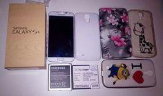 Mam na predaj samsung galaxy s4 I9505 16GB - na všetky